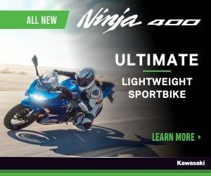 Kawasaki New Ninja!