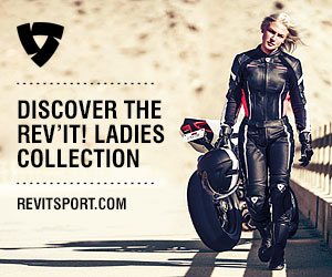 Discover the REV'IT! Ladies Collection