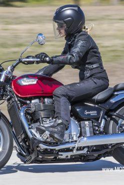 Triumph Bonneville Speedmaster – Classic Style Modern Day Performance