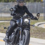 New Triumph Bonneville Bobber Black