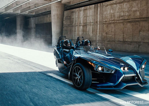 Polaris Slingshot Introduces Its 2019 Model Year Lineup