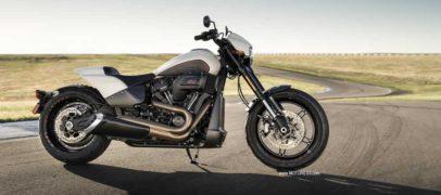 New Look, New Fun on Harley-Davidson FXDR 114 Dynamic Power Cruiser
