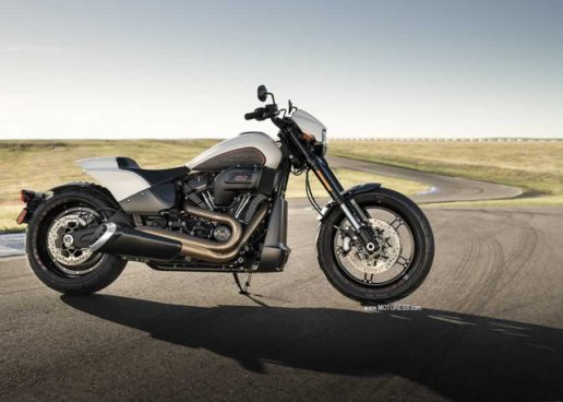 New Look, New Fun on Harley-Davidson FXDR 114 Dynamic Power Cruiser