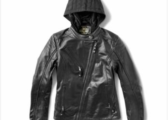 Women's Roland Sands Mia Jacket New In Black or Brown for 2019