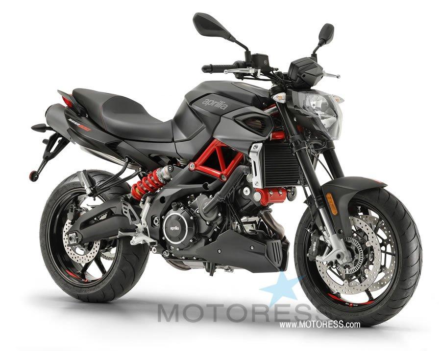 Aprilia Shiver 900 - The MOTORESS