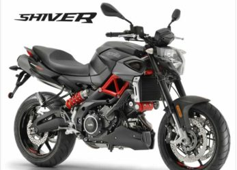 Aprilia Shiver 900 Sport Naked Motorcycle That's Intuitive, Powerful and Easy To Handle