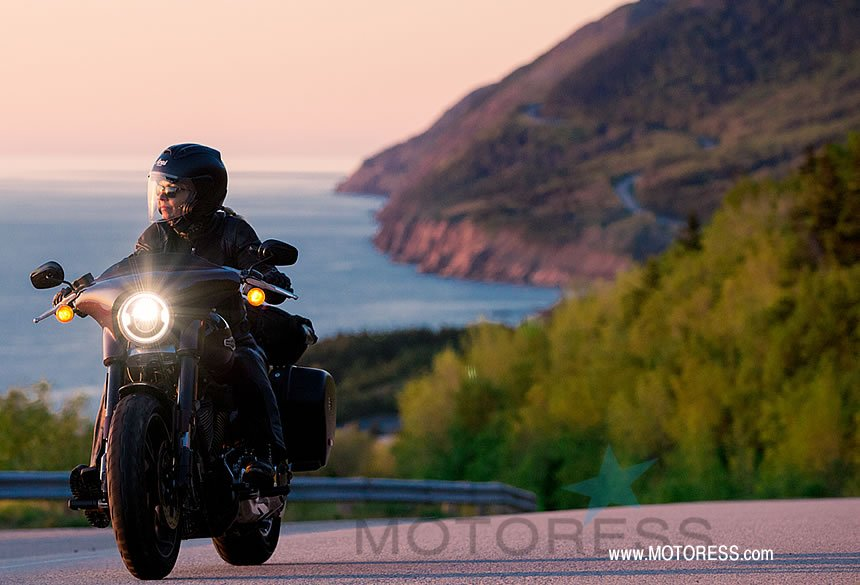 Captivating Cabot Trail - Vicki Gray The MOTORESS