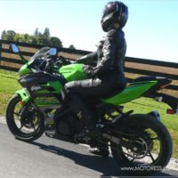 Kawasaki Ninja 400 Ride Review - MOTORESS