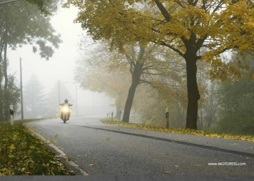 Tips For Great Autumn Motorcycle Rides