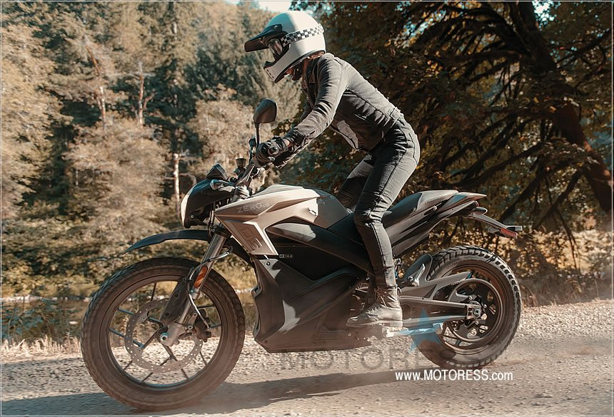 Zero Motorcycles 2019 Model Line - the MOTORESS