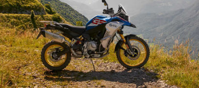 New BMW F 850 GS Adventure Unites Agility and Touring Capability