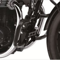 Kawasaki W800 Cafe Motorcycle Throwback to 1960s Original - MOTORESS