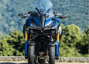 Yamaha NIKEN GT Multi-Wheel Technology For Amazing Corner-carving Experience