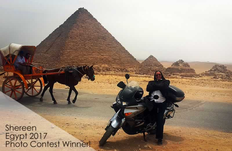 EGYPT International Female Ride Day Gallery on MOTORESS