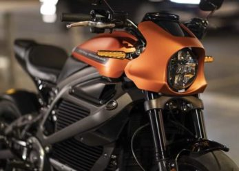 Harley-Davidson LiveWire Electric-Powered Motorcycle Arrives for 2019