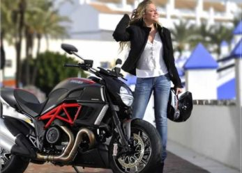 Growth For American Women Motorcycle Ownership Now 19 Percent