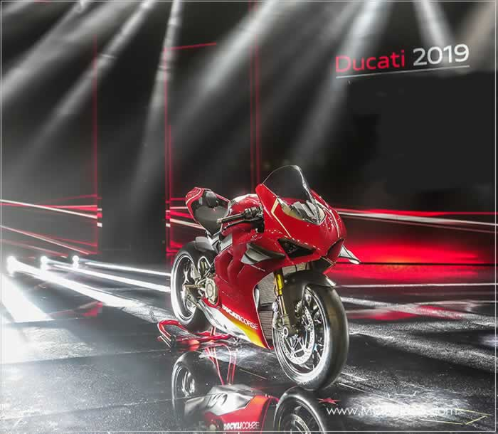 Exciting New Ducati Motorcycle Lineup for 2019 - MOTORESS