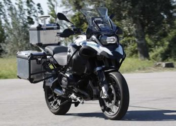 Fascinating BMW R 1200 GS Self Driving Motorcycle Demonstrates Future Of Motorcycle Safety