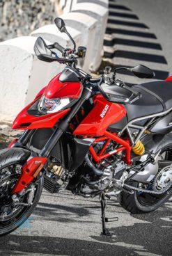 Ducati Hypermotard 950 More Rider-Friendly