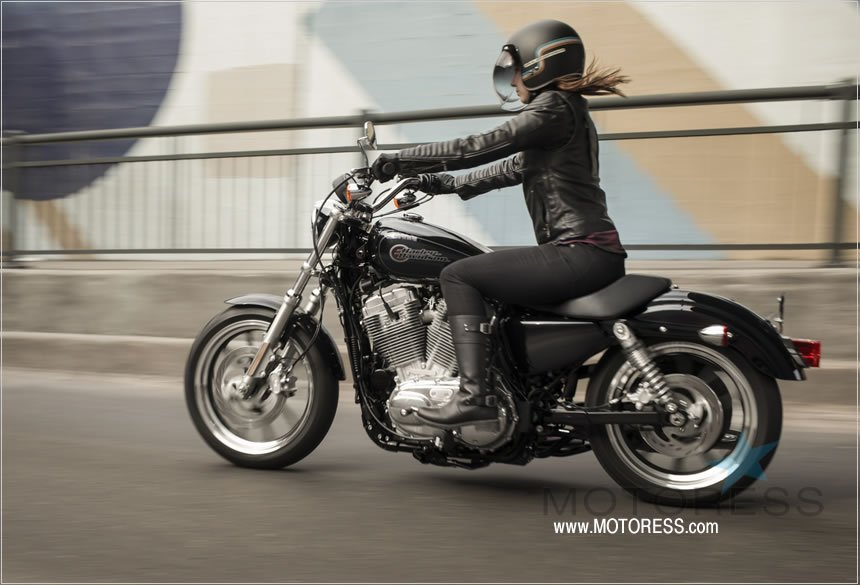 Riding A Motorcycle Improves Focus And Decreases Stress - The MOTORESS