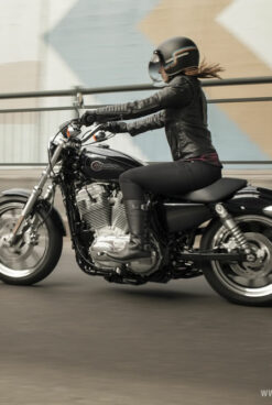 Riding A Motorcycle Improves Focus And Decreases Stress