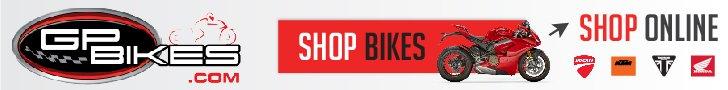 GP Bikes - Shop Online!