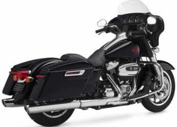 Harley-Davidson Electra Glide Standard Delivers Basic Touring Experience