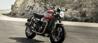 New Triumph Speed Twin Legendary Icon Returns With Rich Power and Thrilling Performance