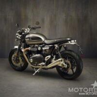 Triumph Speed Twin Legendary Icon Returns - MOTORESS