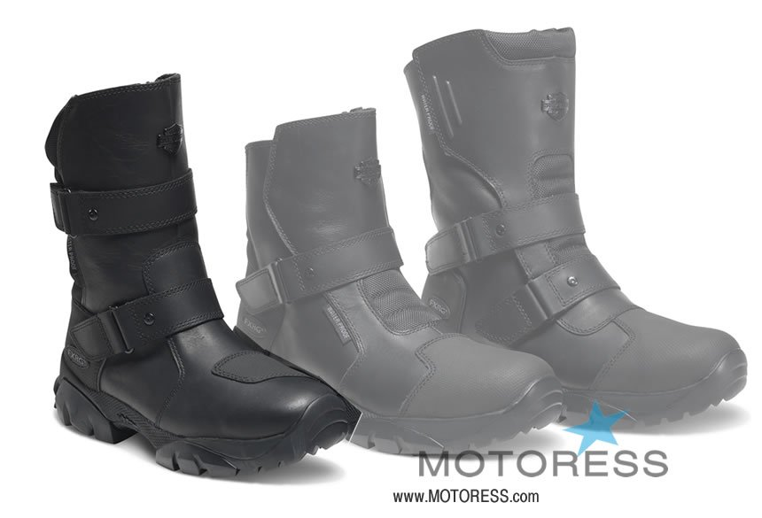 Women's Riding Boot The Balfour Harley-Davidson - The MOTORESS