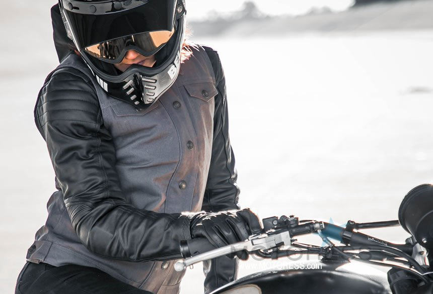 Roland Sands New Women's Motorcycle Gear Collection - MOTORESS