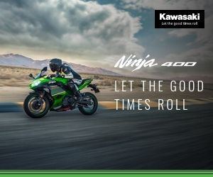 Kawasaki Ninja 400 - Let The Good Times Roll!