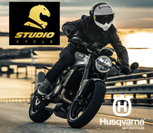 Studio Cycle - Husqvarna!