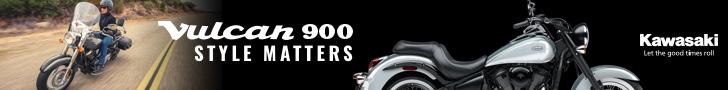 Kawasaki Vulcan 900 - Style Matters!