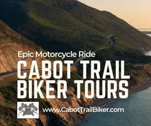 Epic Motorcycle Tour - The Cabot Trail!