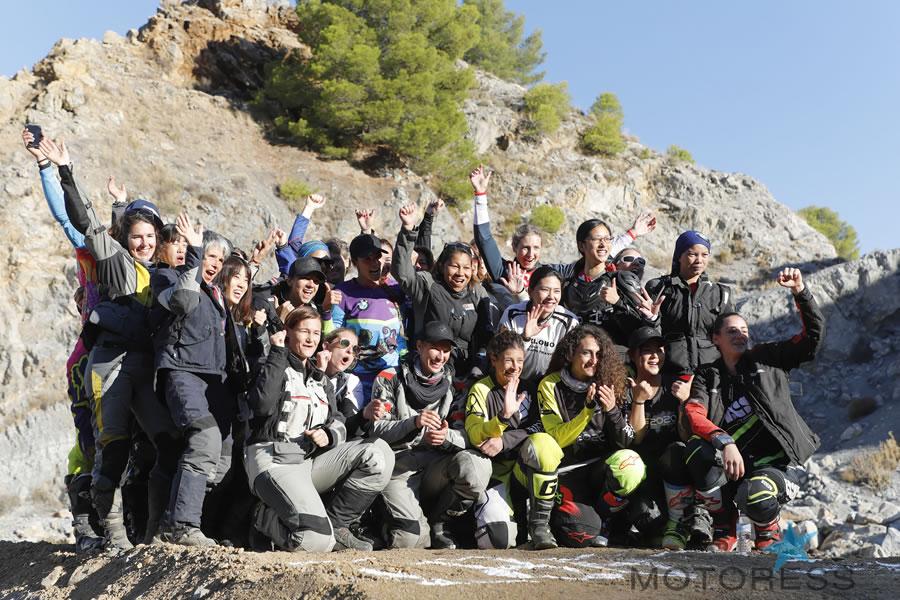 BMW Motorrad International GS Trophy Female Team - MOTORESS